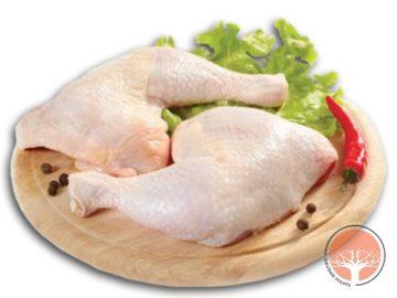 Chicken Leg Quarters